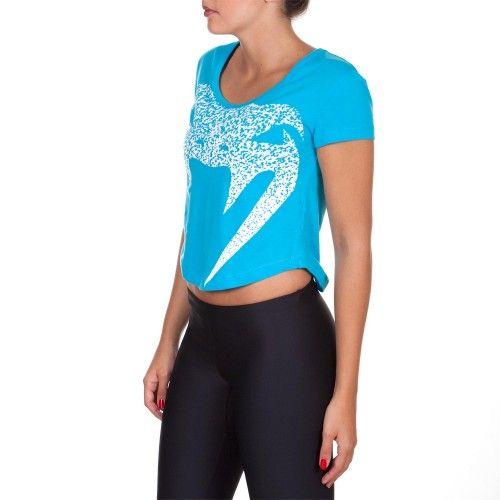 T-shirt Venum Assault - Bleu - Dragon Bleu