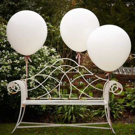 Mega ballonnen (3st)