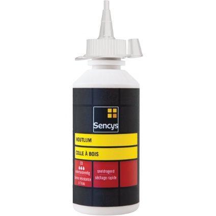 Sencys houtlijm watervast 75gr