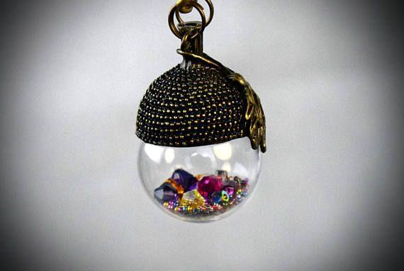 Hey, I found this really awesome Etsy listing at https://www.etsy.com/au/listing/531788879/terrarium-jewelry-crystal-terrarium