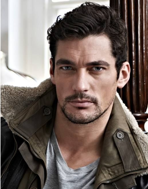 David Gandy ❤️ ~ I think he would be an awesome Gideon Cross!