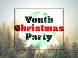 Image for service background Youth Christmas Party
