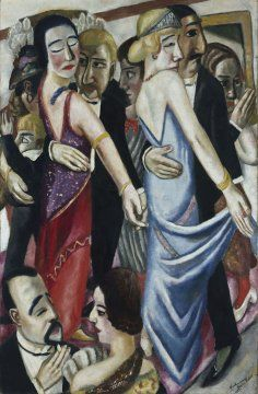 New Objectivity: Modern German Art in the Weimar Republic, 1919–1933 | LACMA - Max Beckman