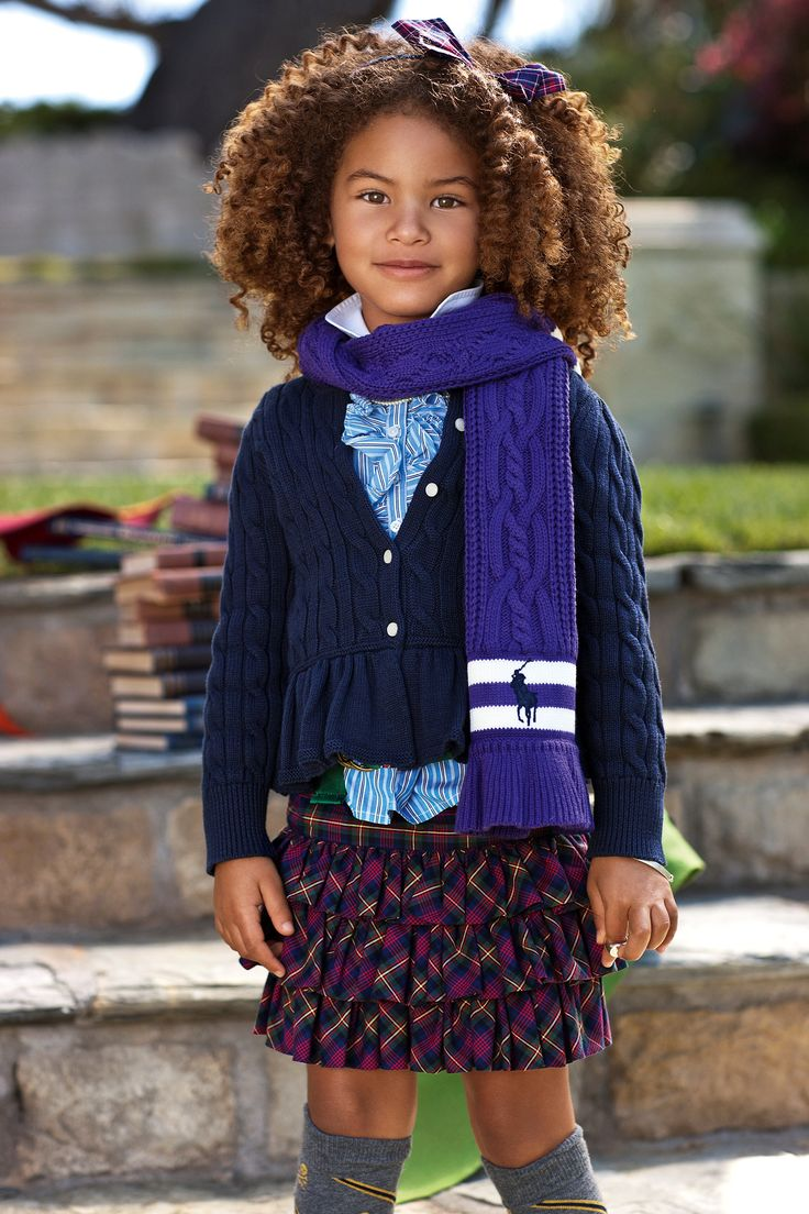 Ralph Lauren Children's Wear Fall 2012Ralph Lauren, Kids Fashion, Lauren Childrenswear, Girls Fashion, Kidsfashion, Kids Clothing, Children Wear, Adorable Kidd, Hair Color