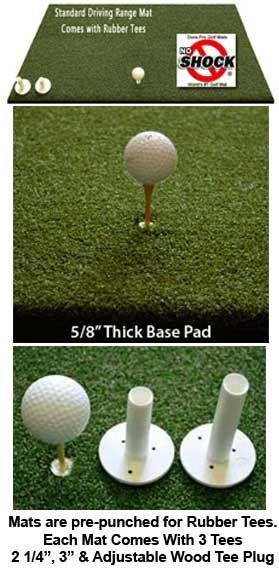 Golf Mats | Dura-Pro Golf Practice Mats | Commercial and Residential Golf Mats