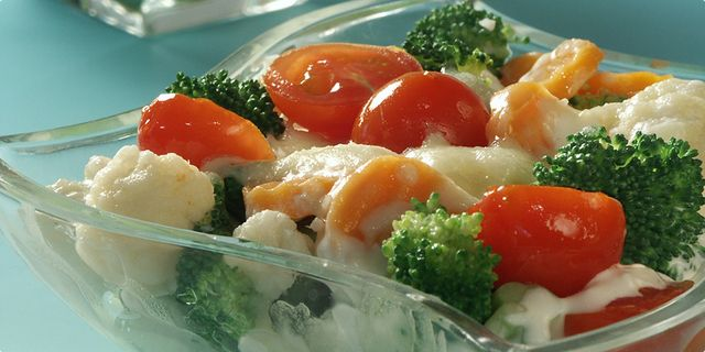 Zeleninová rapsodie. Recepty — Podravka | S Podravkou chutná lépe