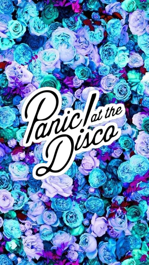 Cool Panic! At the disco wallpaper. Their concert last night along with Weezer was amazing!