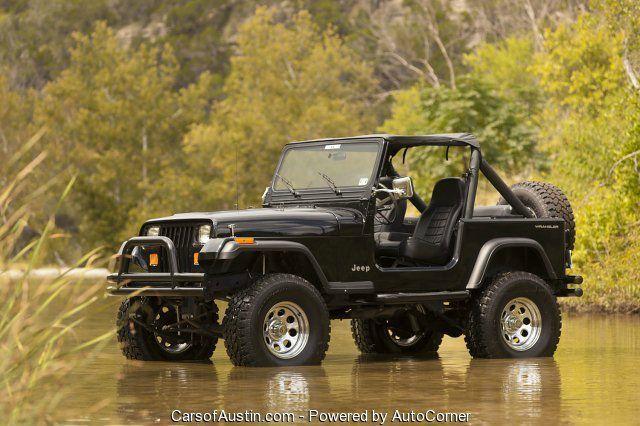 1987 Jeep Wrangler Custom