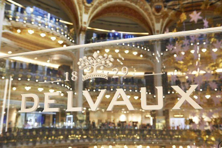 Delvaux @Galeries Lafayette in Paris