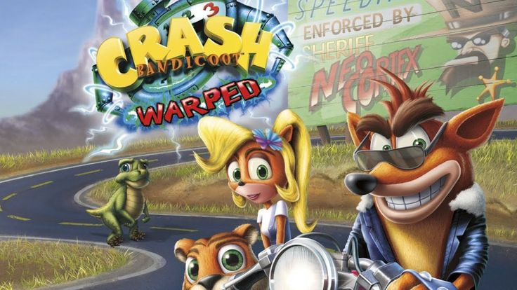 VIAJES EN EL TIEMPO | Crash Bandicoot N. Sane Trilogy (Parte 1) [WARPED]