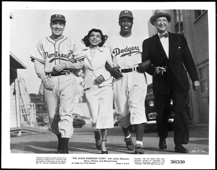 The influence and importance of jackie roosevelt robinson in sports