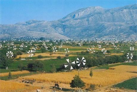 Lasithi Plateau.