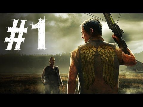 The Walking Dead Survival Instinct Gameplay Walkthrough Part 1 - Intro (Video Game) http://guidetovideogaming.org/video/