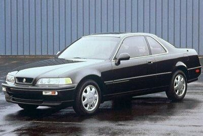 The Legend Sport Coupe is the model that put Acura on the map.