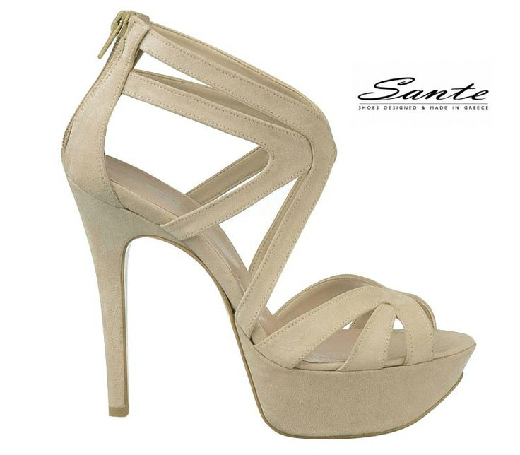 Sante Pedila S/S 14 Collection. Discover it on: www.santeshoes.gr
