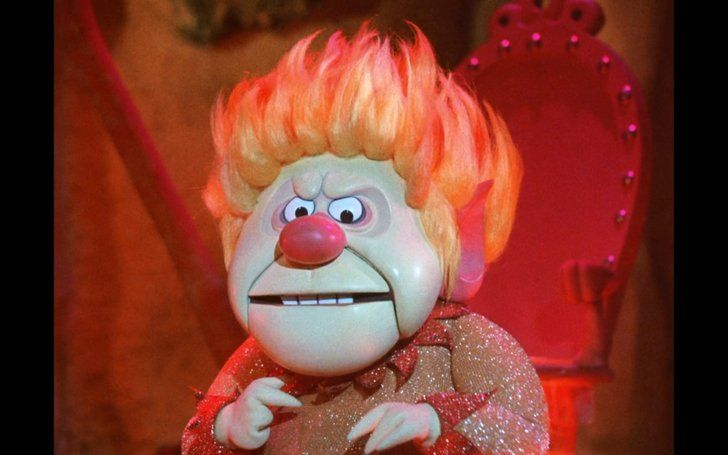 Pin for Later: What Does SJP's Extravagant Headpiece Remind You Of? The Heat Miser From A Year Without a Santa Claus