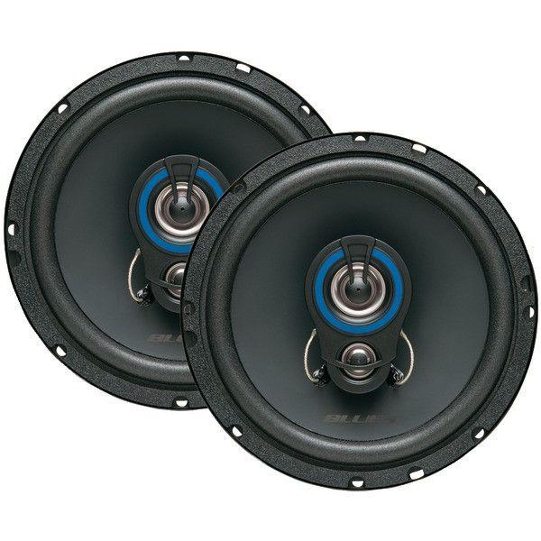 """BLUES AUDIO BX-65 BX Multi-Element Coaxial Speakers (6.5"""")"""