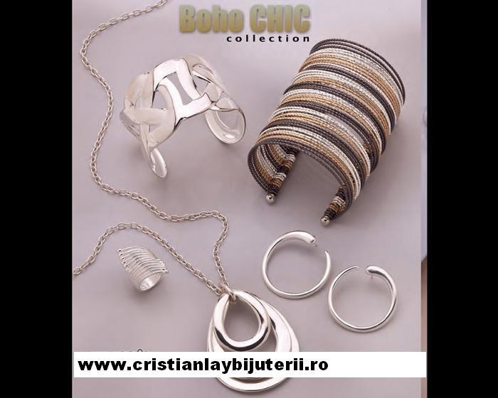 Bijuterii argint, gablonturi, job