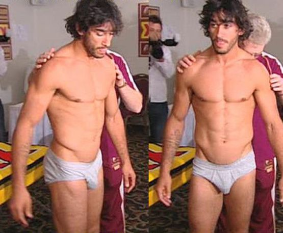 Johnathan Thurston rugby player