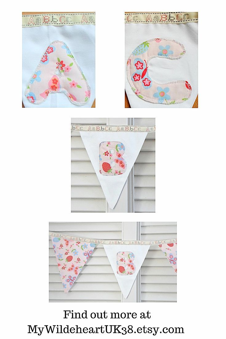 Beautiful floral bunting for a baby girl's nursery - pink and grey or rose themes.  Click though to my shop or copy the link into your browser to go direct: https://www.etsy.com/uk/mywildeheartuk38/listing/521644209