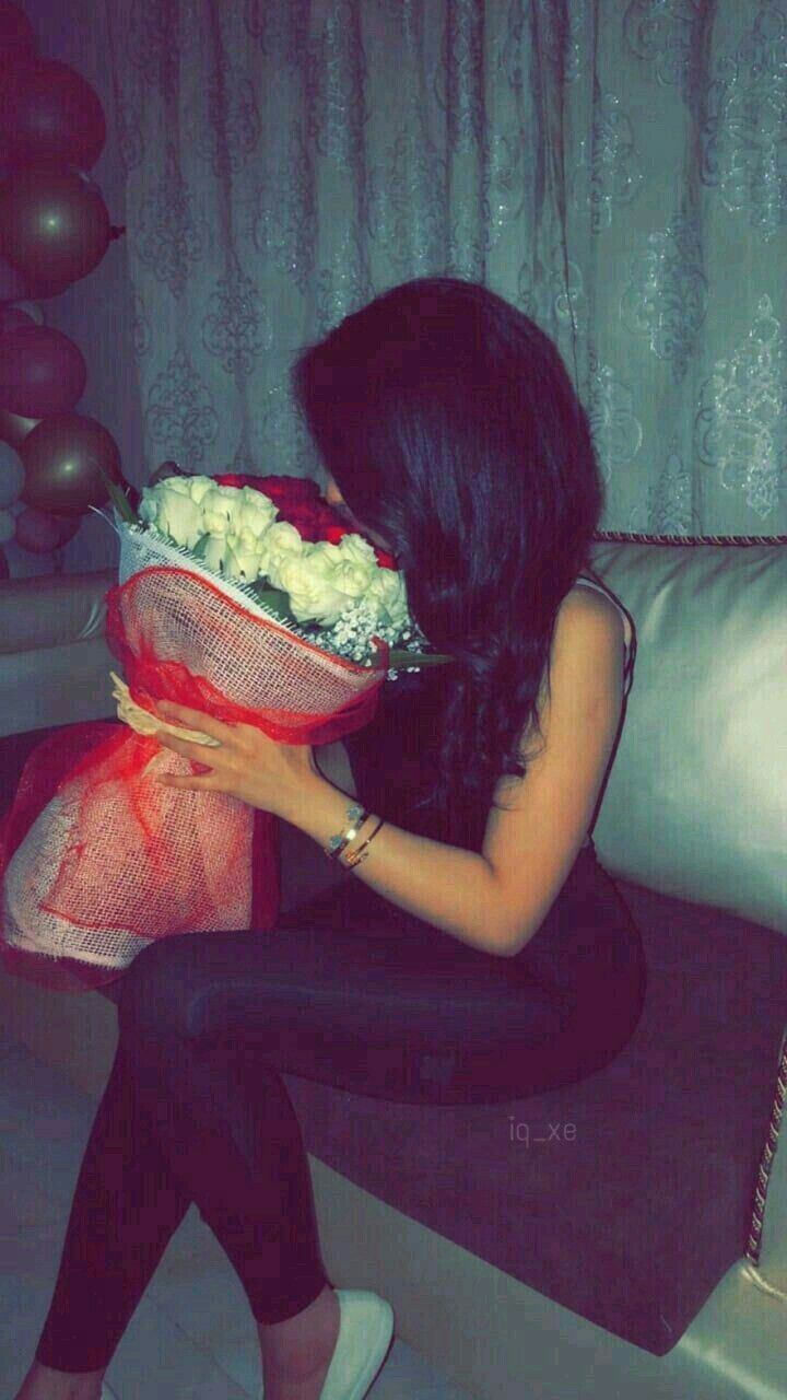 Flawoers Girls رمزيات بنات Cute Girl Photo Girly Pictures Girl Photos