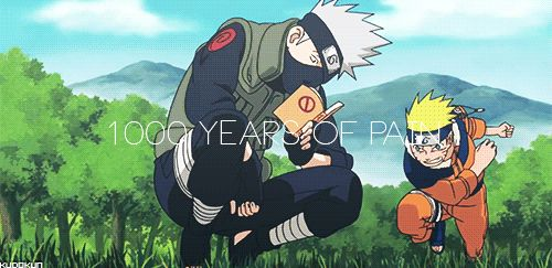 1000 years of pain #naruto #kakashi
