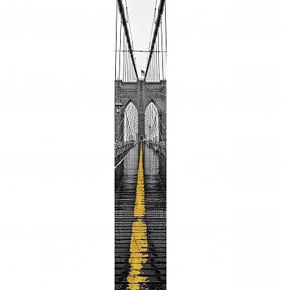 Фото №1: Панно Бруклинский мост ACE 67079029 Brooklyn Bridge – Ампир Декор