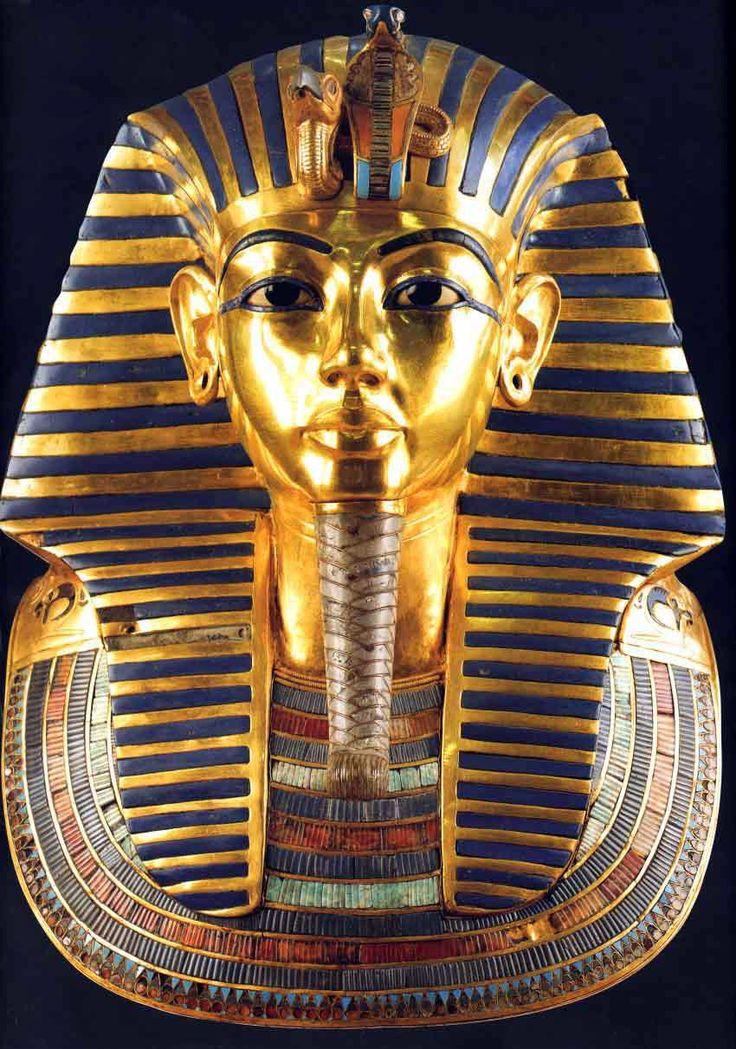king tut | King Tut Death Mask