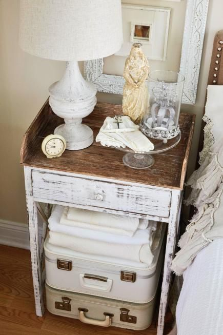 Quirky flea-market finds become interesting decorating opportunities when you put your imagination to work. Repurpose antiques, collectibles and architectural salvage for one-of-a-kind decor.