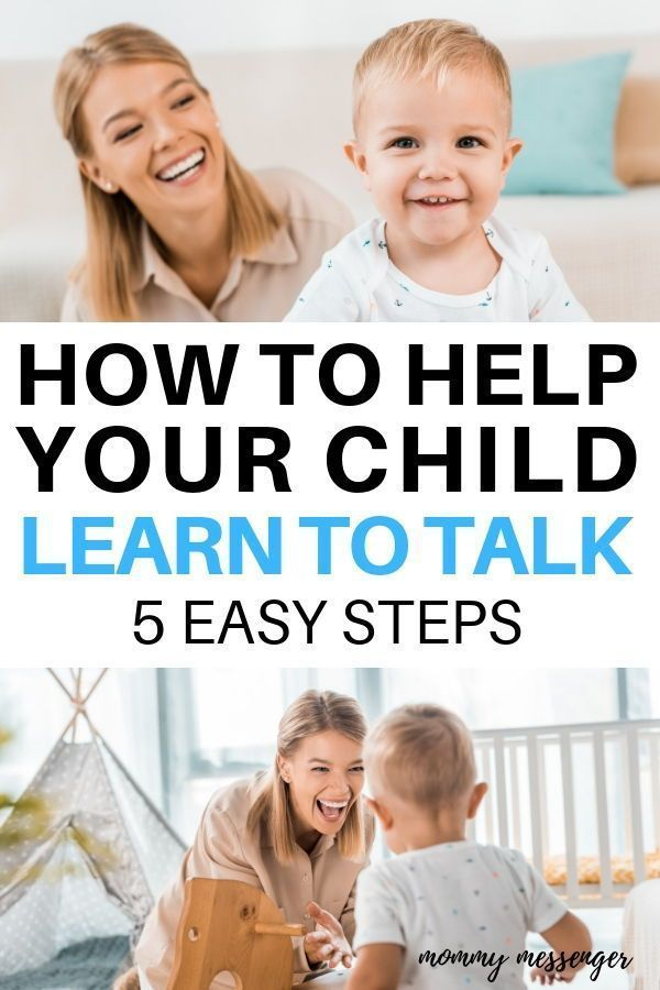 5 Easy Ways To Get Your Child Talking  Parenting -3525