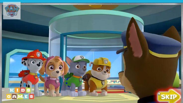 Nickelodeon Games to play online 2017 ♫ Paw Patrol Ecademy♫ Kids Games