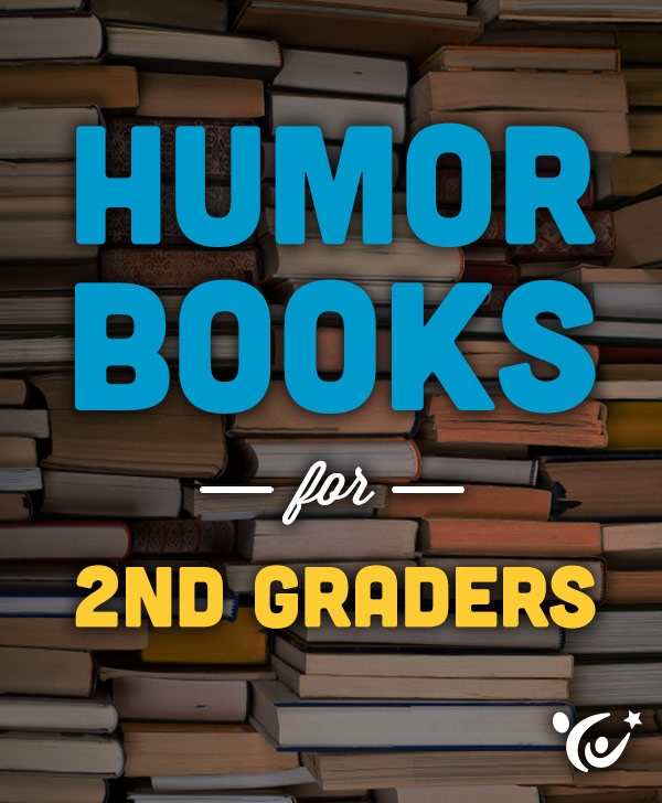 A reading list for second graders that is packed with silliness.