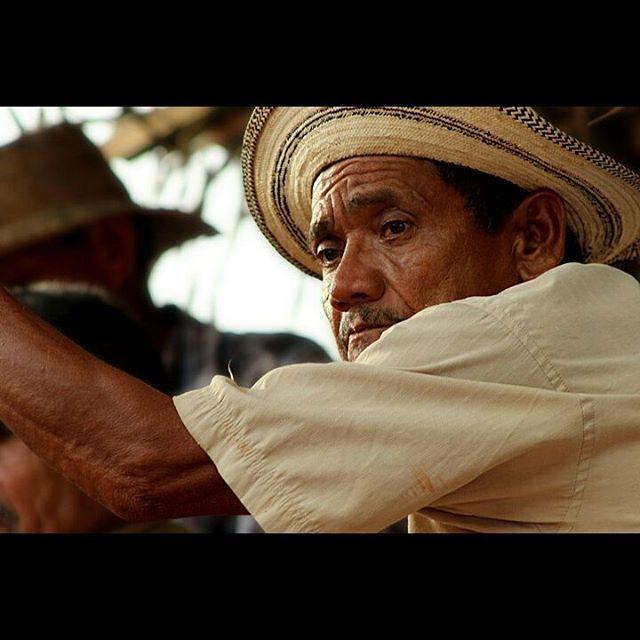 ... una de la fotos tomadas el pasado fin de semana en el Festival Nacional de la Mejorana N° 66 a este caballero de mirada cansada, en la carreta que representaba los cortes de cabello ! #Panamá #Guararé #Festivaldelamejorana #campesino #trabajador #arte  #típico #sombrero #mirada #sentimineto #photo  #photography #tradición #cansancio