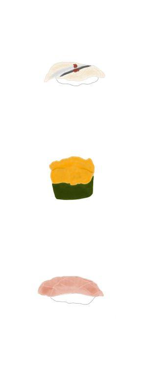 #Sushi #japanese #food