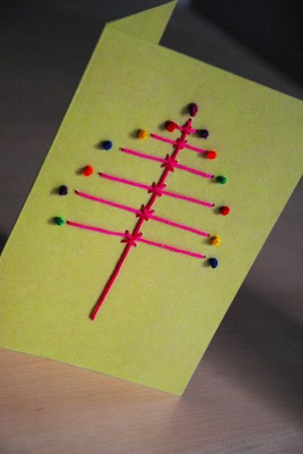 io imparo con la felicità: spunti per le decorazioni natalizie a portata di bambini