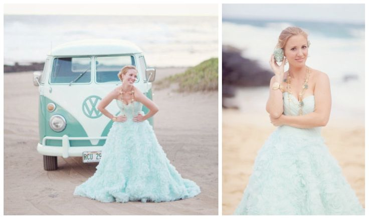 mint wedding dress - Google Search