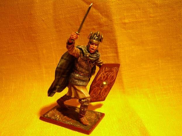Арминий, вождь германского племени черуши ММС