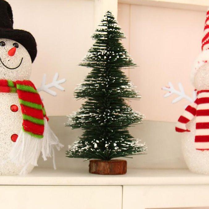 pclot christmas decorations for home creative small artificial christmas tree merry christmas adornos navidad