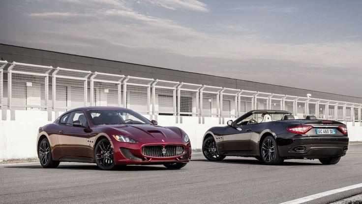 Maserati GranTurismo Special Edition and Levante Ermenegildo Zegna Show Car debuts at Geneva International Motor Show