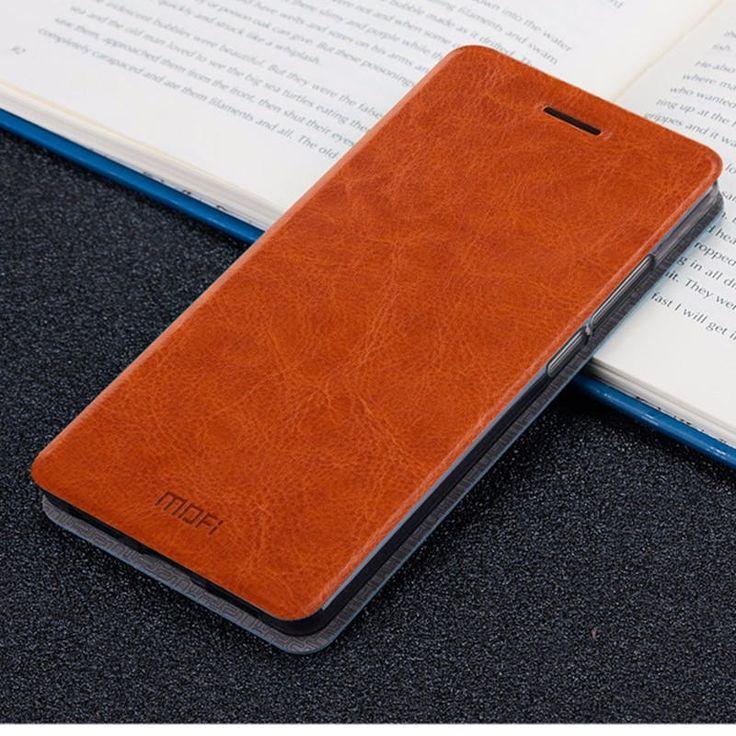MOFI Flip PU Leather Smart Sleep Stand Cover Case For Nubia M2 Global Rom/Nubia M2 Sale - Banggood.com