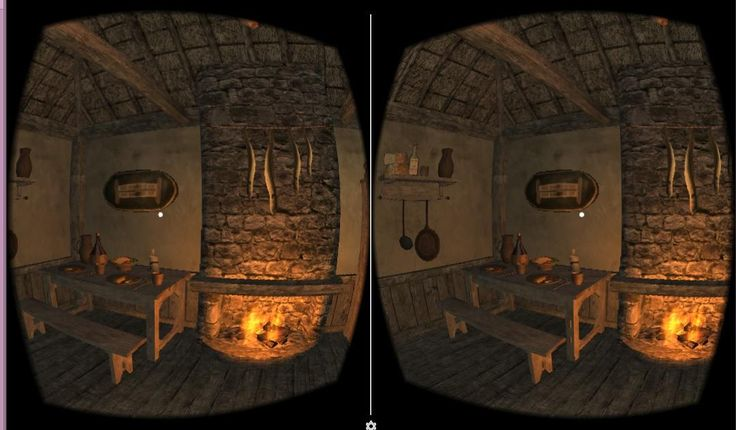 Do you want to explore medieval in virtual reality? Just wear your Google VR !. Here you can find a 10 diffrent places. You can explore around the castle and came in to the blacksmith, tavern, alchemic house and a lot of more.  If you will find a right gate, you can go outside to the village.  As you can imagine, in the village you will find a lot of farm animals, like cows, pigs, goats etc.  Your VR google will take you far away. You will saw the medieval houses.  You will find a place