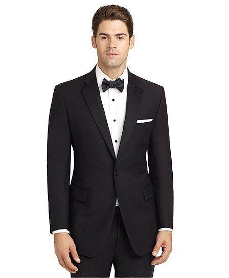 Men's Ready-Made Slim Fit Tuxedo Jacket