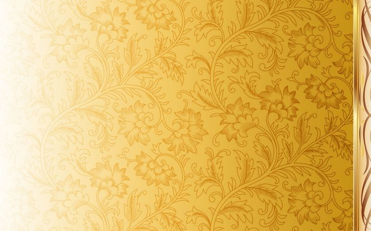 Latest Gold pattern photoshop wallpaper HD 3