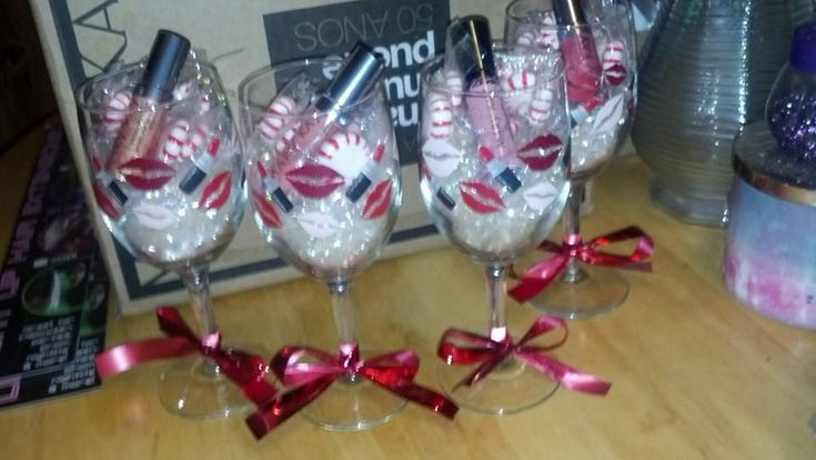 Cute Mary Kay gift ideas. (I made these myself!) http://www.marykay.com/lisabarber68 Call or text 386-303-2400