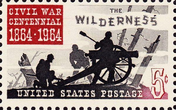 Battle of the Wilderness: Civil War bulletin (1864)