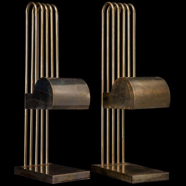 Marcel Breuer Desk Lamps :: Obsolete