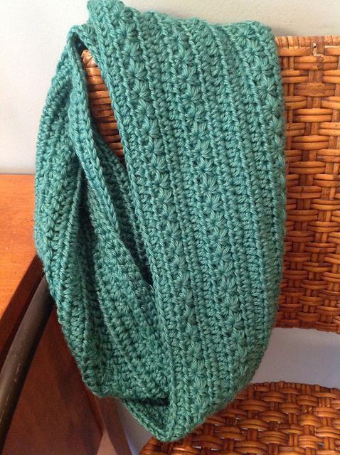 Ravelry: Project Gallery for Pumpkin Infinity Scarf pattern by Dandelion Daze: