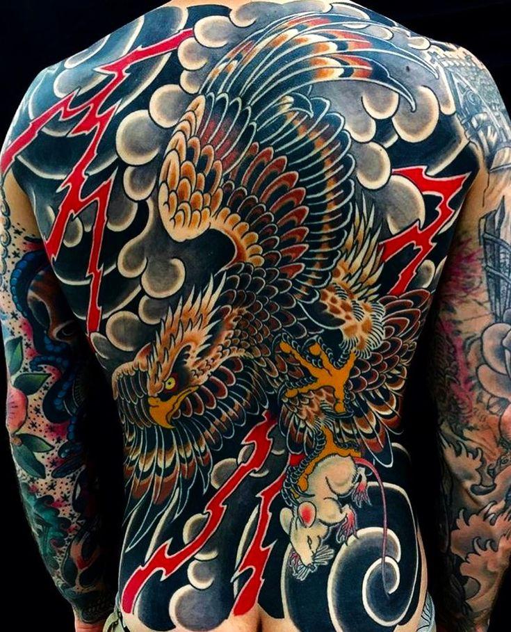 いいね!3,090件、コメント11件 ― Japanese Inkさん(@japanese.ink)のInstagramアカウント: 「Japanese back tattoo by @rory_pickersgill_tattoo. #japaneseink #japanesetattoo #irezumi #tebori…」