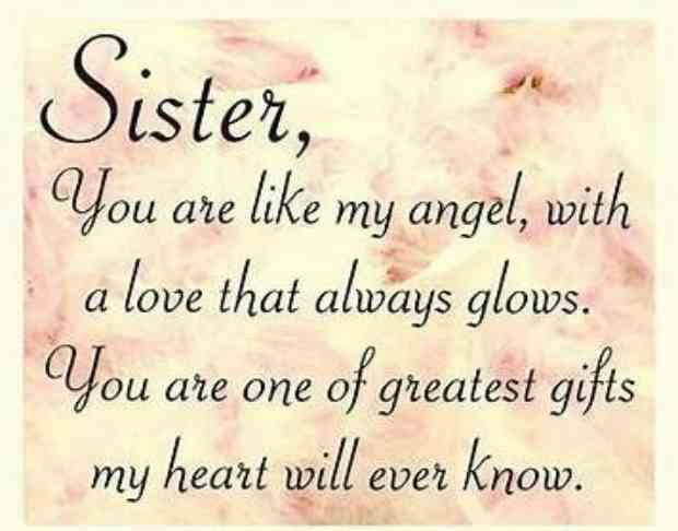 20 Quotes To Thank Your Sister For Having Your Back Through Thick And Thin Little Sister Quotes Sister Love Quotes Sister Birthday Quotes