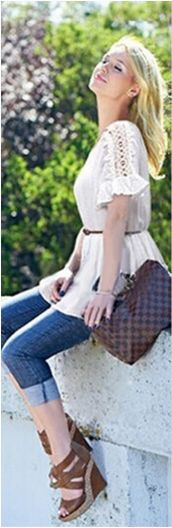 Stylish New Fashion Lady Women Casual O-neck Batwing T-shirt Tops Blouse